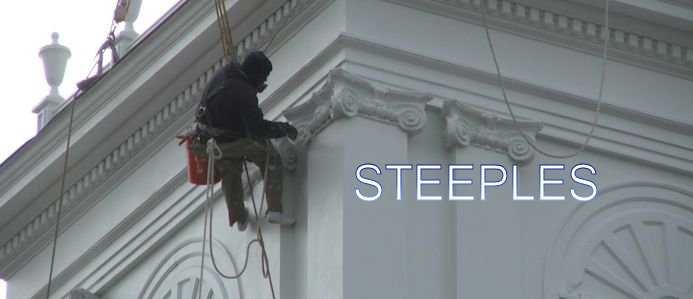 Steeplejacks - Church steeple contractor