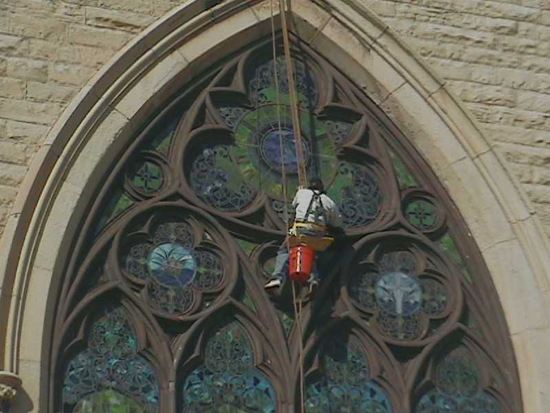 steeplejack working on windows